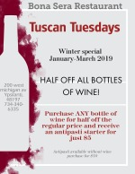 Tuscan Tuesdays